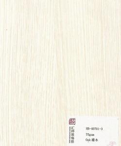 Oak (HB-40701-3) Decorative Melamine Paper