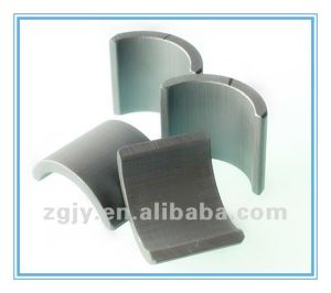 Wiper Motor Magnet Ferrite Tile pictures & photos