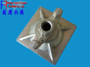 Forged Anchor Plate Wing Nut Scaffolding Formwork Wing Nut pictures & photos