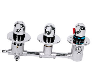 Thermostatic Concealed Mixer (AB-8007) pictures & photos