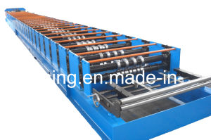 Pass CE and ISO Authentication Metal Floor Deck Roll Forming Machine (YD-0085)