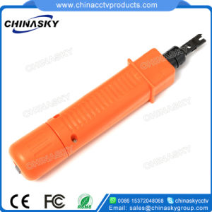 Wire Cutter Impact Punch Down Tool for Terminal Block (T5023) pictures & photos