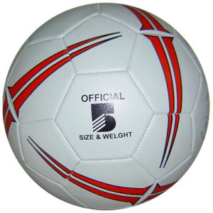 Gift Soccer Ball, PVC+EVA Cover, 32 Panel, Machine-Stithing (B01316) pictures & photos
