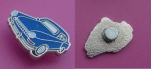 Magnetic Pin Badge (AS-LS-0309004) pictures & photos
