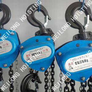 Hsz-a 3t 3m Chain Block