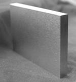 Tungsten Plate / Sheet