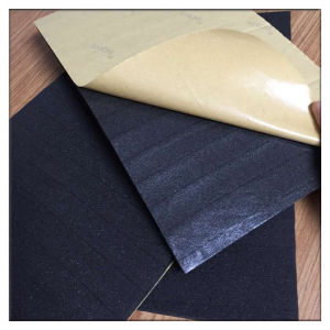 PVC Nitrile Foam with Adhesive for Sound Absorbing of Automotive pictures & photos