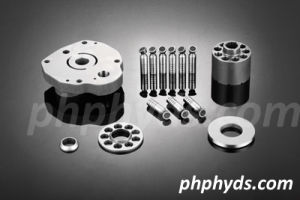 Replacement Hydraulic Piston Pump Parts for Cat 938f, 938g Wheel Loader pictures & photos