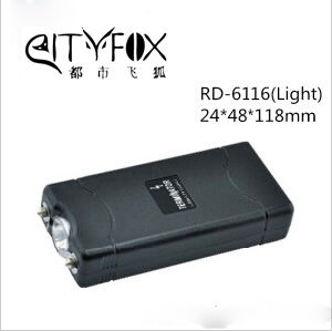 Hot Selling High Quality Anti Riot Flashlight Stun Gun pictures & photos