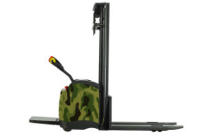 Electric Stacker 1.6T pictures & photos