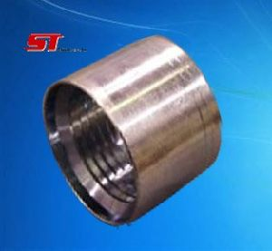 Hydraulic Hose Fitting Coupling Adaptor Flange