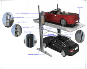 Two Leve Car Parking System