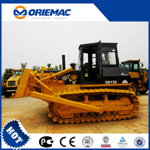 Shantui 130HP Small Crawler Bulldozer SD13 pictures & photos