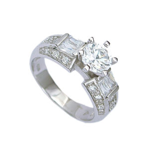925 Silver Jewelry Ring (210939) Weight 4.8g
