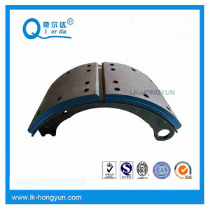 Non-Asbestos Auto Spare Parts 4515 Brake Lining for Rockwell pictures & photos