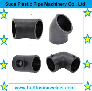 High Quality HDPE Pipe Fitting pictures & photos