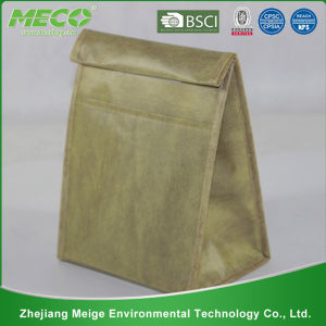 Printed Insulated Non Woven Cooler Lunch Bag with Custom Size (MECO113) pictures & photos
