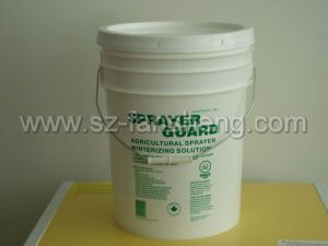 5.28 Gallon Plastic Pail pictures & photos
