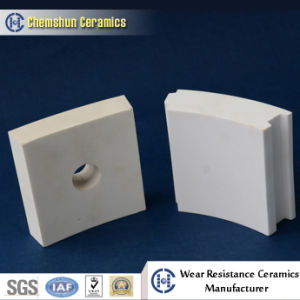 Abrasion Resistant Engineered Ceramic Wear Liner pictures & photos