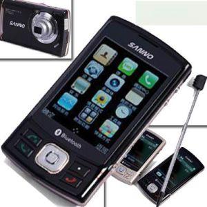 Sanno A800 Dual SIM Card Dual Standby Mobile Phone
