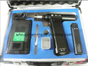 ND-1001 Surgical Battery Operated Orthopedic Bone Drill pictures & photos