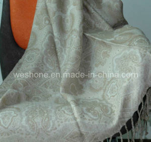 Wool Throw, Wool Blanket, Throw (CMT-090144) pictures & photos
