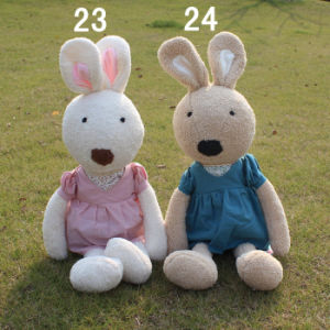 Free Shipping Stuffed Plush Toy Le Sucre for Valentine′s Day and Children Gifts, 65cm, 2PCS/Lot
