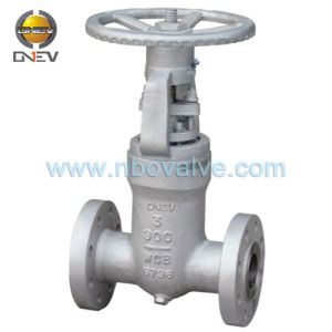 Power Station High Temperature Globe Valve (J541Y- 1500LB)