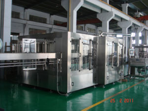 Water Filling Machine Washing-Filling-Capping 3in1 Monobloc Machine (CGF48-48-12) pictures & photos