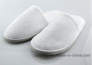 Hotel Washable Terry Cotton Slipper pictures & photos