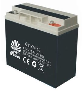 Electric Vehicle Battery 12V24AH with CE UL Certificate Called SP6-DZM-24 pictures & photos