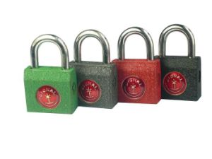 Good Quality Side-Opening Iron Padlock (SS-028) pictures & photos