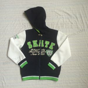Sports Clothes Style Fleece Boy Tracksuits in Kids Clothes Sq-6713 pictures & photos