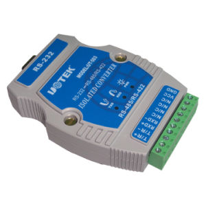 RS-232 to RS-485/422 Converter With Photoelectric Isolation (UT-503)