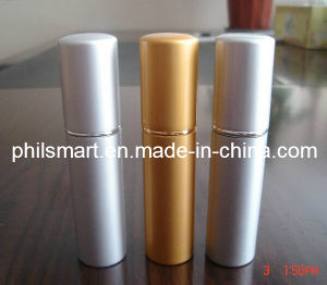 2014 Bestseller 5ml /10ml Plastic Cosmetic Perfume Spray Bottle pictures & photos