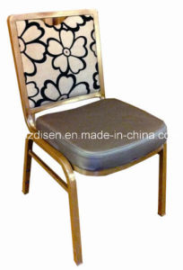 Special Pattern Aluminum Dining Chair for Rerestaurant and Hotel (DS-M121) pictures & photos