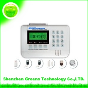 Wireless Alarm Host Security Products (GAS2008D)