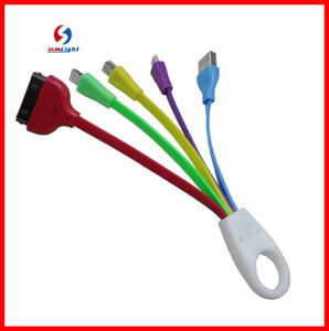 Multifunction Mobile USB Cable Charging pictures & photos