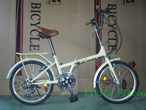 Variable Speed 20inch Folding Bicycle (FD-024) pictures & photos