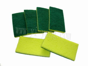 Sponge Scouring Pad (YS06) pictures & photos