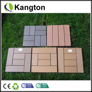 Outdoor Easy Install DIY WPC Tile (WPC tile) pictures & photos