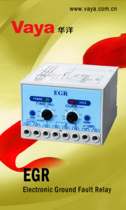 Egr Electronic Ground Fault Relay