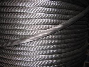 Steel Wire Rope (SSAC)