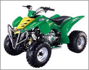 200CC ATV (ATV200S-1)