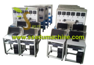 Telephone Exchange Trainer Communication Training Equipment Electronics Lab Equipment pictures & photos