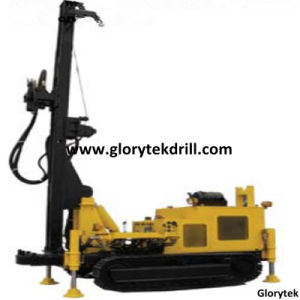 300m Crawler Water Well Drill Rig (S300) pictures & photos
