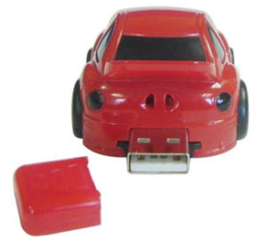 Car Shape USB Flash Stick with Logo Printed (138) pictures & photos
