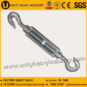 DIN 1480 Wire Rope Turnbuckle pictures & photos