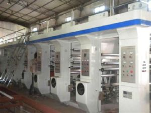 High-Speed Gravure Printing Machine Chcy-C pictures & photos