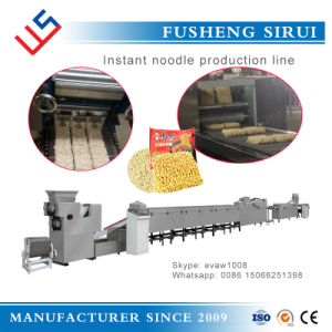 Fried Instant Noodle Making Machine Processing Line pictures & photos
